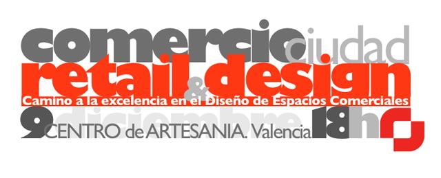 Jornada sobre 'Comercio, Ciudad y Diseño' en Valencia