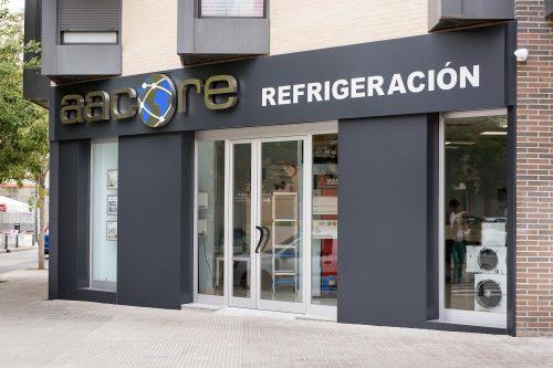 oficinas aacore refrigeration