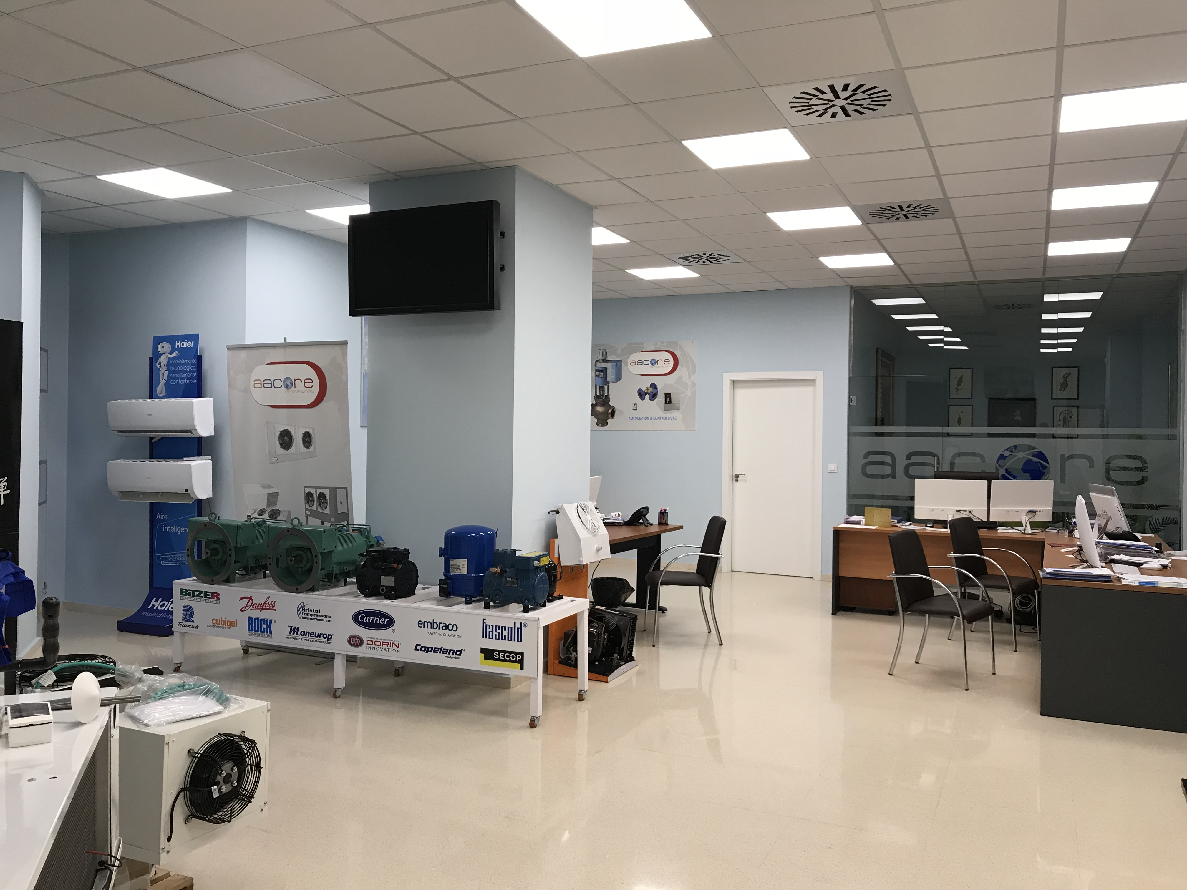 aacore refrigeration