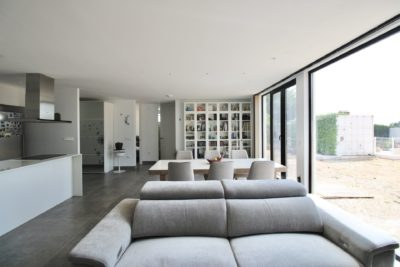 vivienda modular aislada
